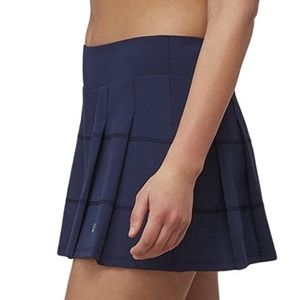 Fila Shorts - Fila L pleated tennis skort black Lifetime logo